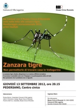 Locandina incontro Pedersano 13/09/2012