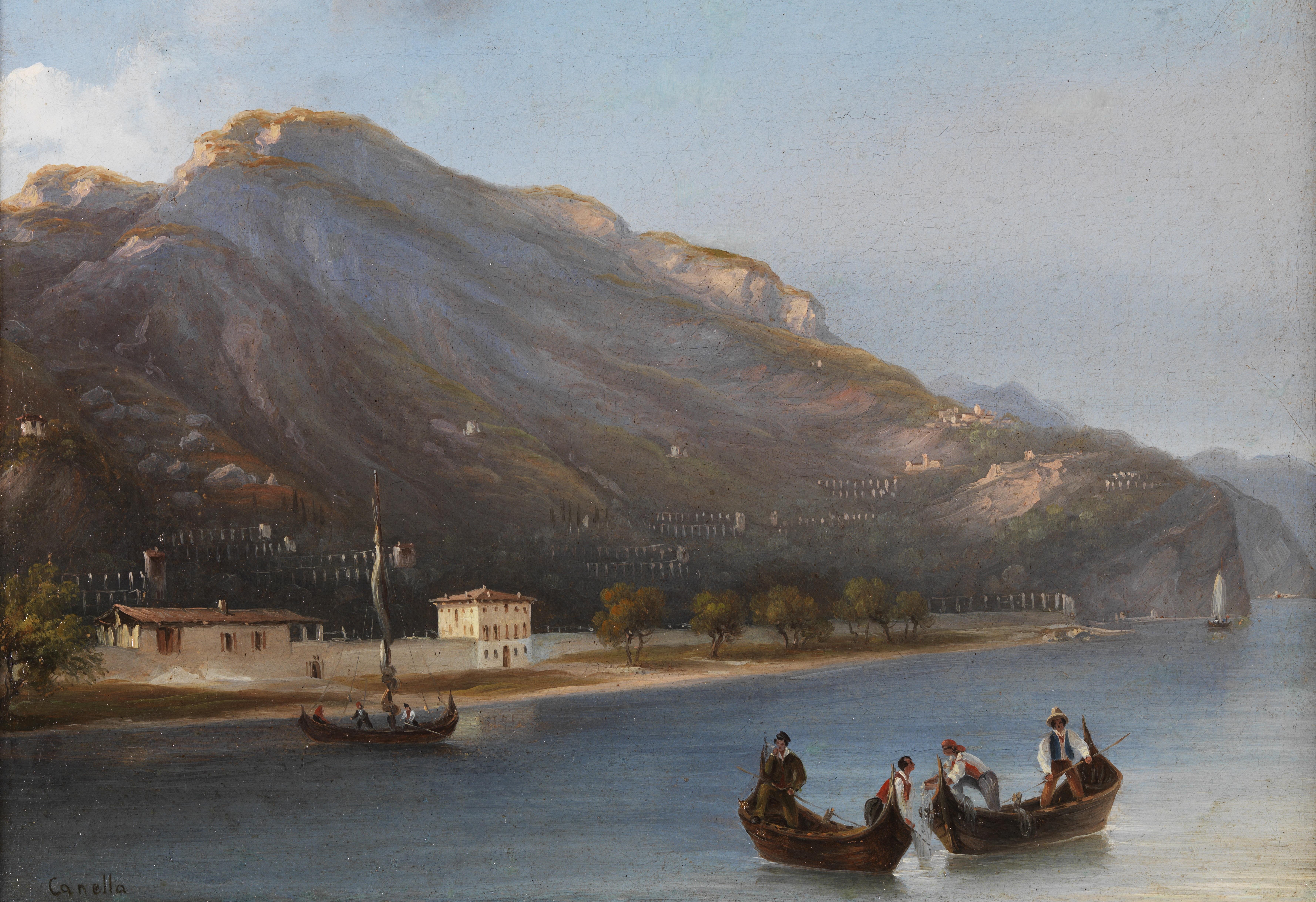 Un'opera in Pinacoteca