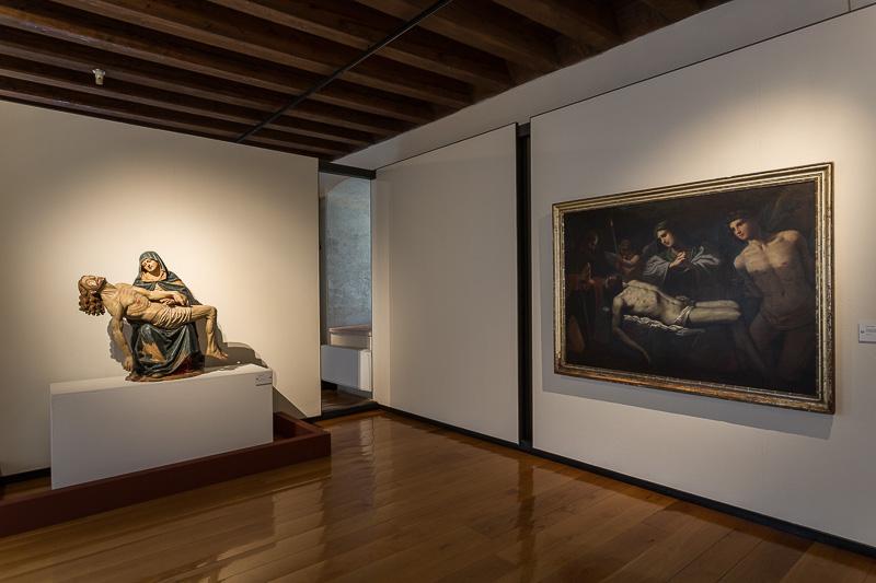 Pinacoteca Pietà e Monogrammista FV 1