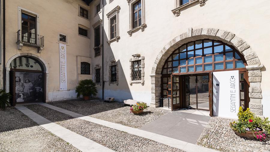Galleria Civica G. Segantini_esterno II