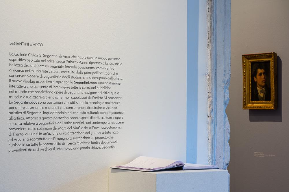 Segantini e Arco_interno I