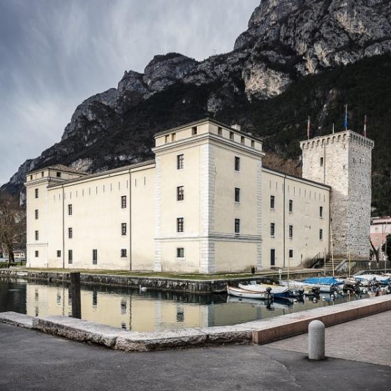 Riva del Garda, la Rocca