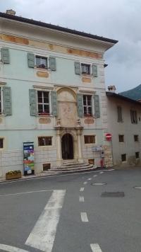 Palazzo Eccheli Baisi a Brentonico