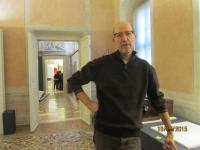 Gli spostati. Palazzo Alberti Poja Rovereto. Allestimento mostra. Immagine 5