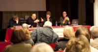 Angelo Bendotti, Fabrizio Rasera, Luisa Filippi e Diego Leoni