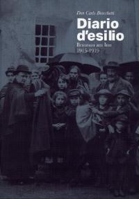 Don Carlo Bracchetti. Diario d'esilio Braunau am Inn 1915-1919, copertina volume