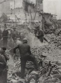 Il Trentino, i trentini nella seconda guerra mondiale. Volume 2. 1942-1943. Copertina del volume.