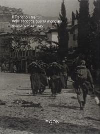 Il diradarsi dell'oscurità. Volume 3. Il Trentino, i trentini nella seconda guerra mondiale. 1944/1945. Copertina volume