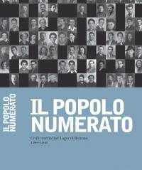 Il popolo numerato, copertina del volume