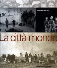 La città mondo. Rovereto 1914-1918. Copertina del volume